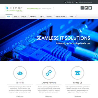 Blutone Technology