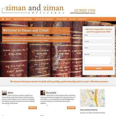 Ziman and Ziman Solicitors